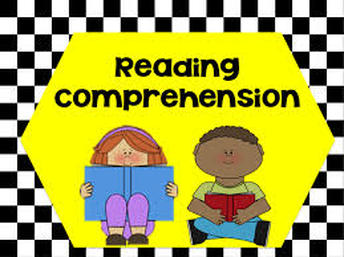 Reading Comprehension - Mrs  Hart's 5th grade (5H)